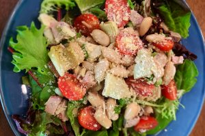 Leafy Greens with Michigan Beans